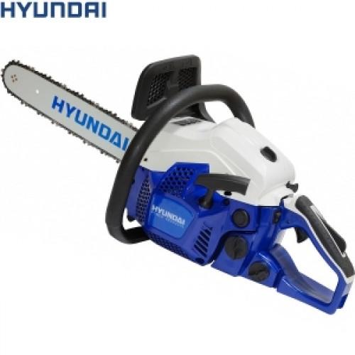 ΑΛΥΣΟΠΡΙΟΝΟ HYUNDAI 50cc 3HP 50cm + δώρο τη βαλίτσα HYCS 5020